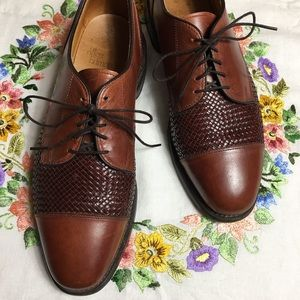 Allen Edmonds Lauderdale Dress Shoes Vintage 8 1/2